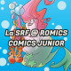 La SRF @ ROMICS: Laboratorio gratuito COMICS JUNIOR 3-6 Ottobre